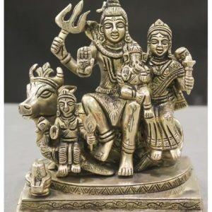 Brass Deity Idols